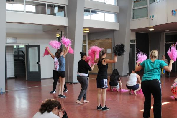 Workshop Cheerleading Aalst