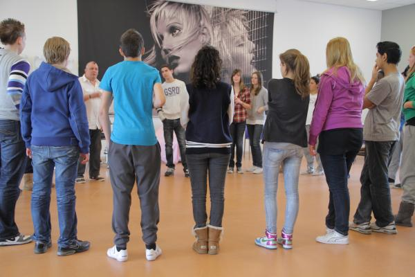 Workshop Theatersport Aalst