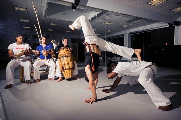 Workshop Capoeira Aalst