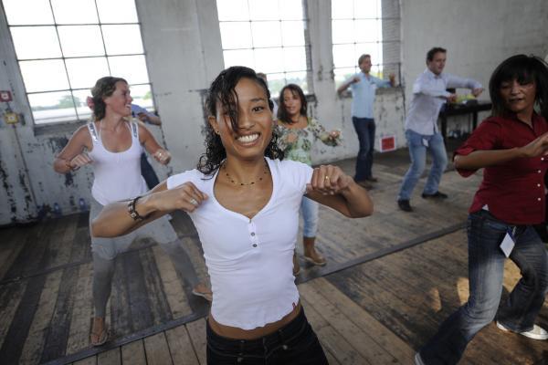 Workshop Streetdance Aalst