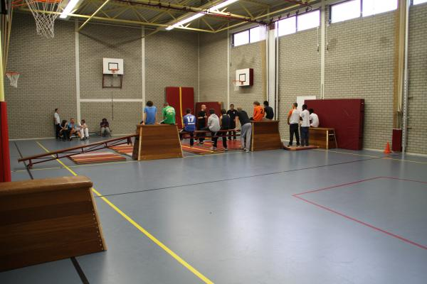 Workshop Freerunnen Aalst