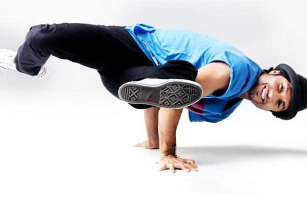 Workshop Breakdance Aalst