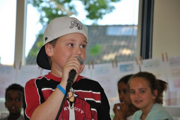 Workshop Beatboxen Aalst