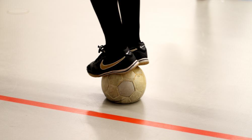 Slide 1: Workshop Pannavoetbal